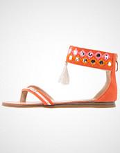 Les Tropéziennes par M Belarbi GALACTIK Flip Flops orange