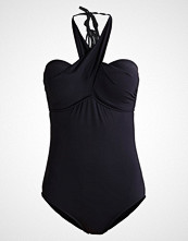 Seafolly WRAP FRONT  Badedrakt black