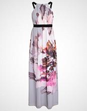 Little Mistress Fotsid kjole multicolor