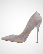 Office SHOP Klassiske pumps grey