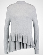Noisy May NMHAND Jumper light grey melange
