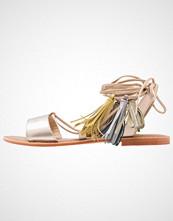 Glamorous Sandaler rose gold