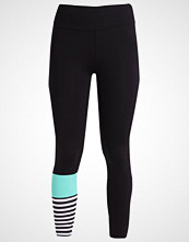 Hey Honey Tights surf style turquoise