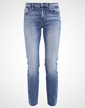Calvin Klein MID RISE STRAIGHT MOROCCAN Slim fit jeans blue