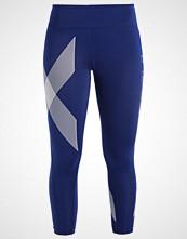 2XU Tights dark blue/white