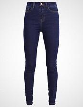 Noisy May NMLEXI Slim fit jeans dark blue denim