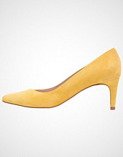 Zign Klassiske pumps yellow