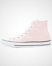 Converse CHUCK TAYLOR ALL STAR  Høye joggesko white/vapor pink/white