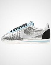 Nike Sportswear CLASSIC CORTEZ LEATHER PREM Joggesko metallic silver/black/mica blue/sail