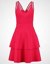 MARCIANO GUESS Strikket kjole rose red