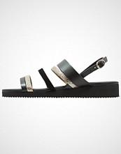 KIOMI Sandaler nero/platino