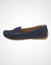 Clarks DORAVILLE NEST Slippers navy blue