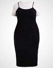 Lost Ink Plus 2IN1 Jerseykjole black