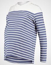 bellybutton Topper langermet offwhite/dark blue