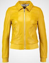 Oakwood Skinnjakke jaune