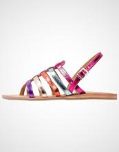 Les Tropéziennes par M Belarbi HERIPO Flip Flops fuchsia/multicolor