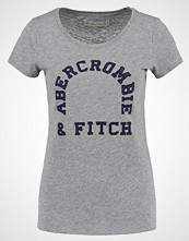 Abercrombie & Fitch Tshirts med print med grey