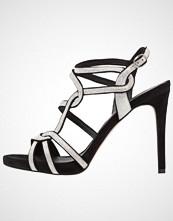Minelli Sandaler med høye hæler noir/argent