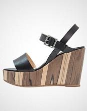 Minelli Sandaler med høye hæler noir