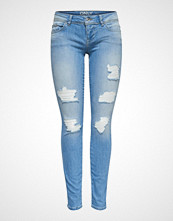 Only CORAL Jeans Skinny Fit light blue