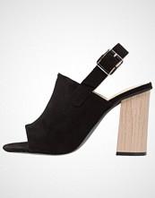 Glamorous Sandaler med høye hæler black