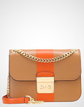 Michael Kors Skulderveske acorn/orange