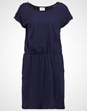 Vero Moda VMBRAIDA Jerseykjole navy blazer