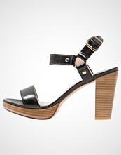 San Marina MIDINETTE Sandaler med høye hæler noir