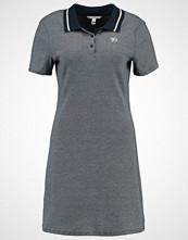 Tom Tailor Denim Strikket kjole real navy blue