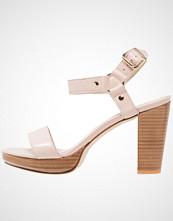 San Marina MIDINETTE Sandaler med høye hæler nude