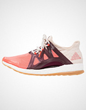 Adidas Performance PUREBOOST XPOSE CLIMA Nøytrale løpesko easy coral/white/maroon