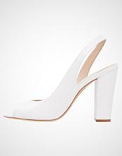 San Marina PINOTA/POL Sandaler med høye hæler blanc