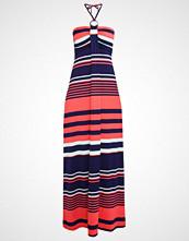 Anna Field Fotsid kjole navy/coral