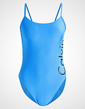 Calvin Klein Swimwear Badedrakt blue