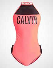 Calvin Klein Swimwear INTENSE POWER Badedrakt pink