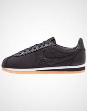 Nike Sportswear CLASSIC CORTEZ SE Joggesko black/white/yellow
