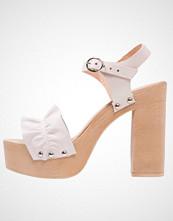 Mai Piu Senza Sandaler med høye hæler latte