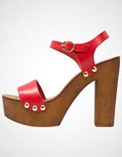 Mai Piu Senza Sandaler med høye hæler rosso