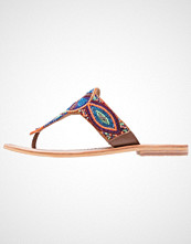 Les Tropéziennes par M Belarbi MELODY Flip Flops bleu/multicolor