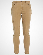 Abercrombie & Fitch BUTTERNUT Slim fit jeans brown