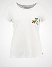 Vans YEAH Tshirts med print white sand