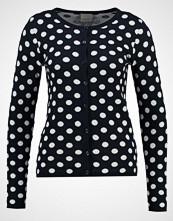 Vero Moda VMLUDWIG Cardigan navy blazer/white