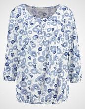 Betty & Co Bluser white/blue