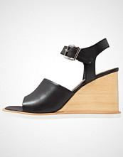 Zign Sandaler med høye hæler black