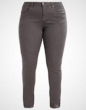 Zizzi EMILY Slim fit jeans grey