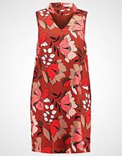Glamorous Curve Sommerkjole rust pink