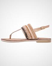 Lazamani Flip Flops beige