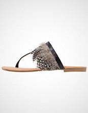 Buffalo Flip Flops black