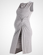 Mamalicious MLWENDY Jerseykjole light grey melange