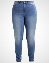 Junarose JRQUEEN  Slim fit jeans medium blue denim